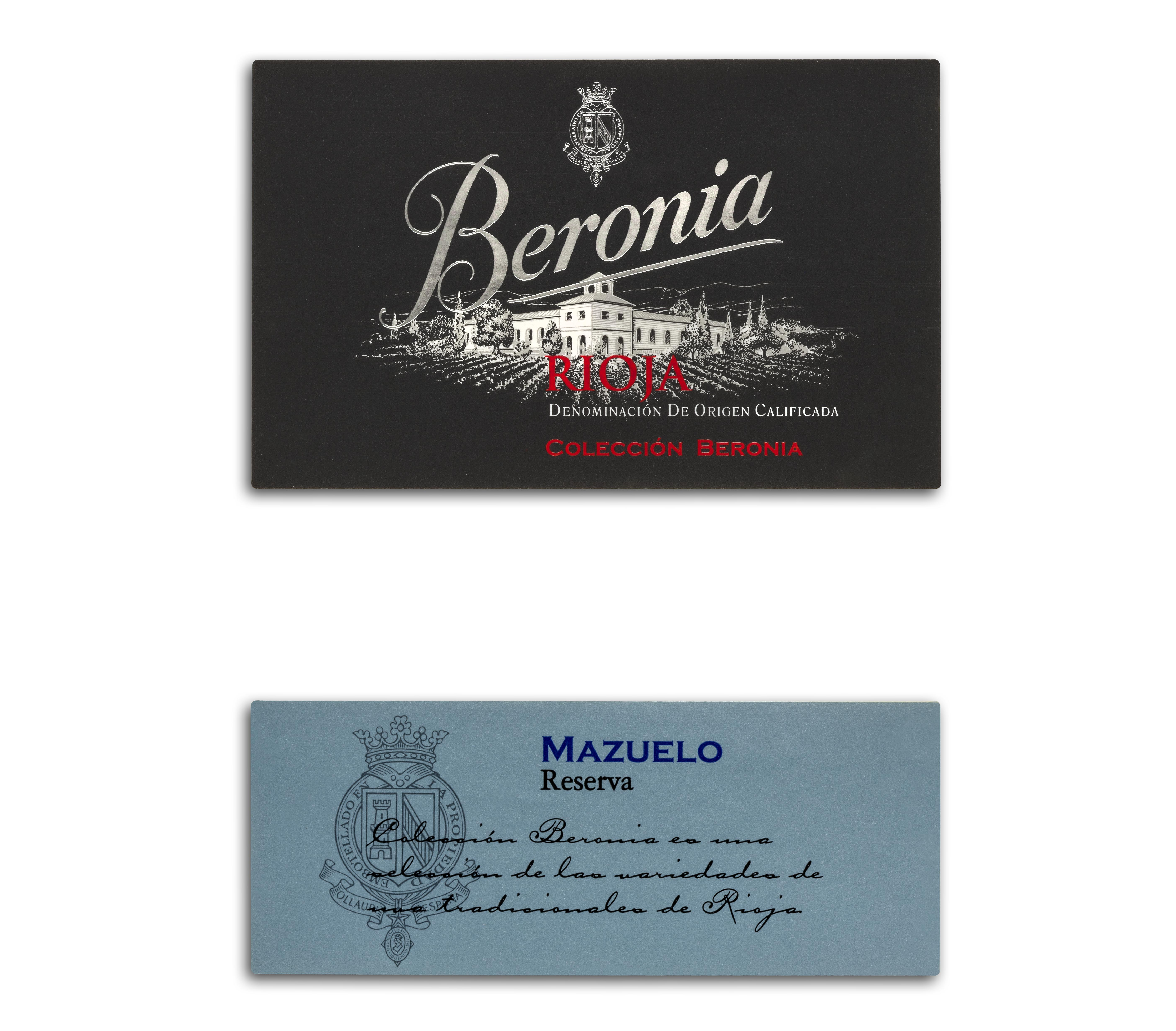 Beronia Mazuelo