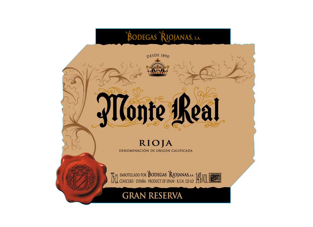 Monte Real Gran Reserva