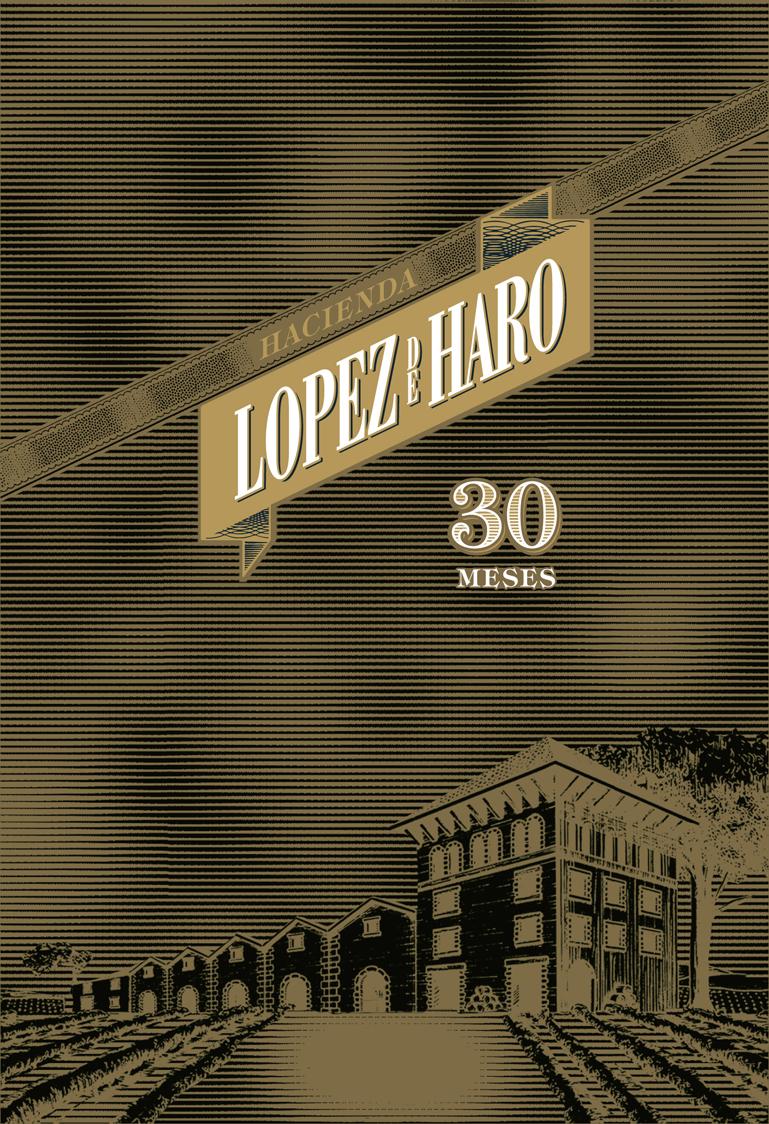 Hacienda López De Haro Edición Limitada 30 Meses