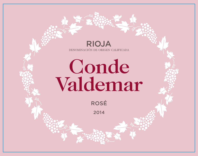 Conde Valdemar Rosé