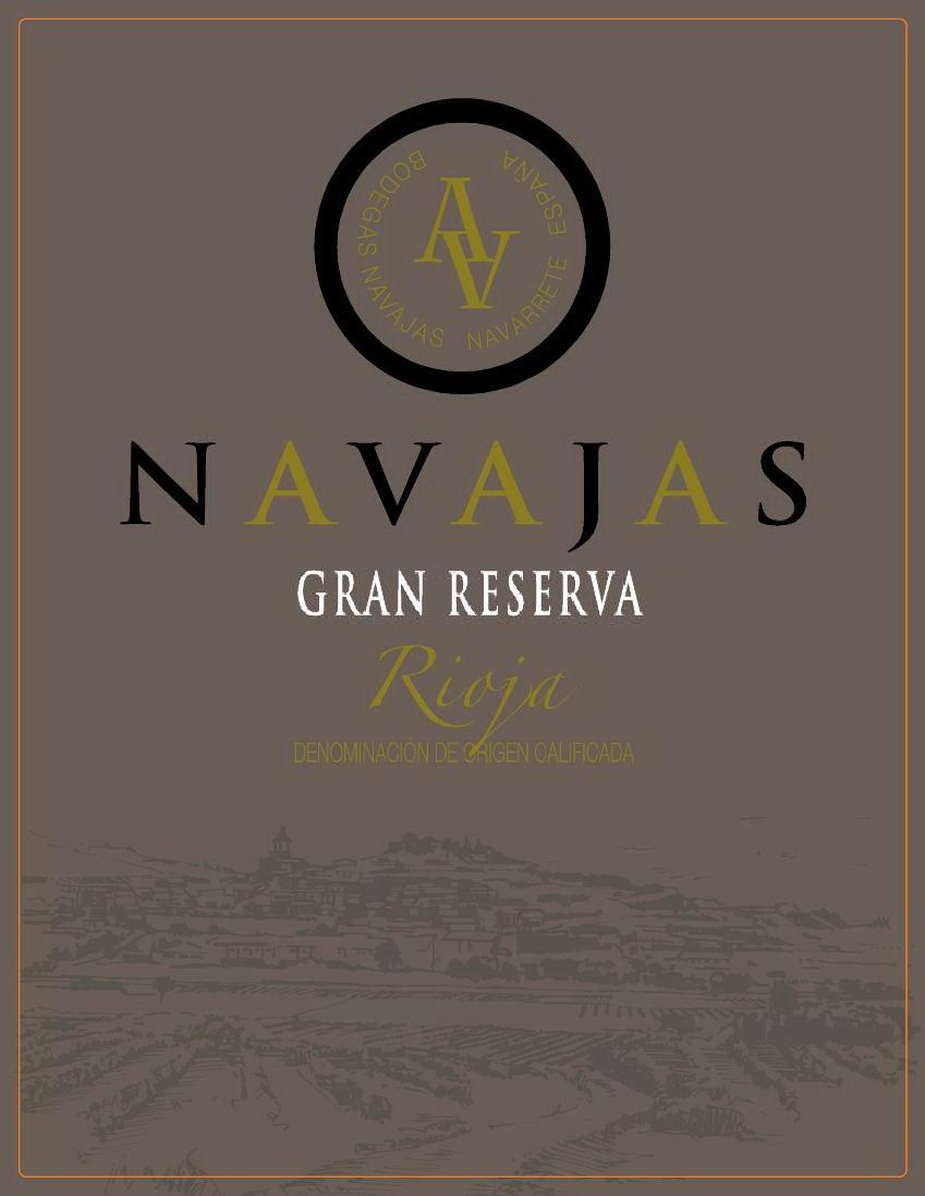 Navajas Gran Reserva