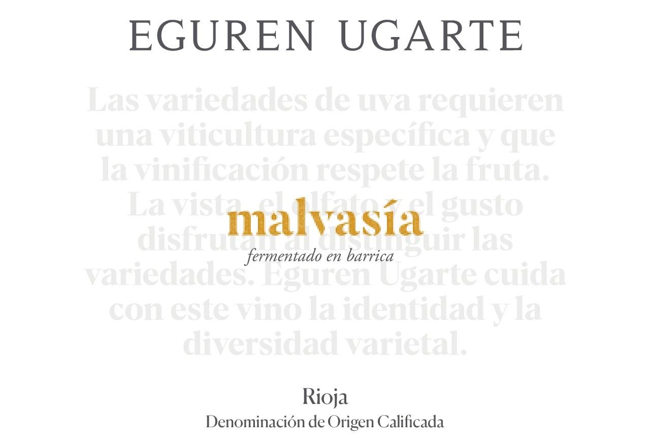 Eguren Ugarte Malvasia