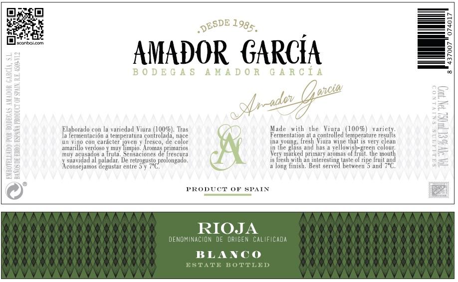 Amador Garcia Blanco
