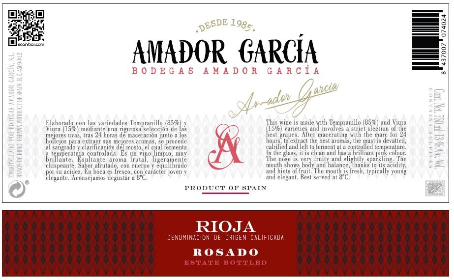 Amador Garcia Rosado