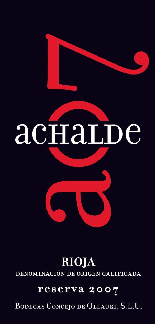 Achalde