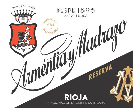 Armentia Y Madrazo Reserva