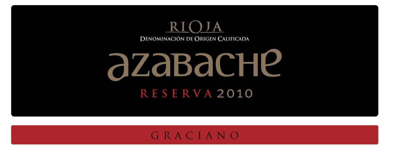 Azabache Reserva Graciano