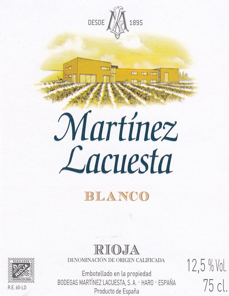 Joven Blanco Martínez Lacuesta