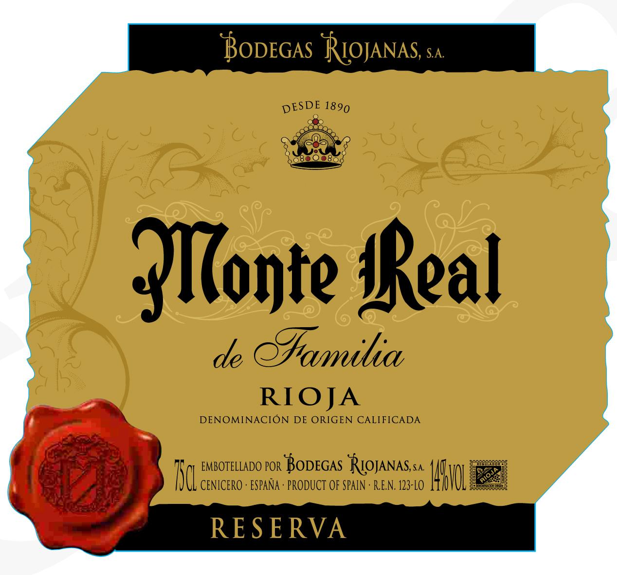 Monte Real Reserva De Familia