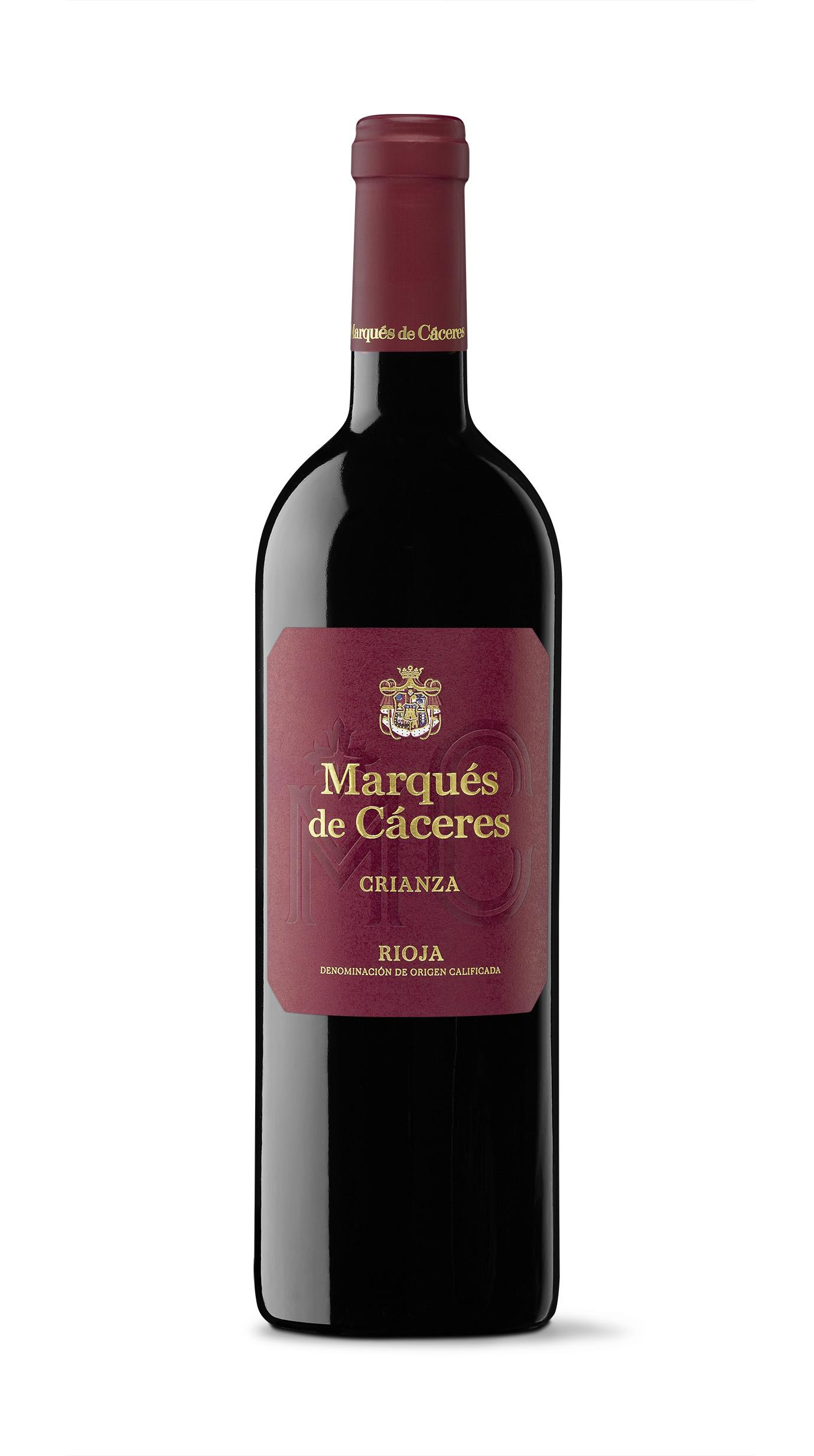 Crianza Marqués De Cáceres