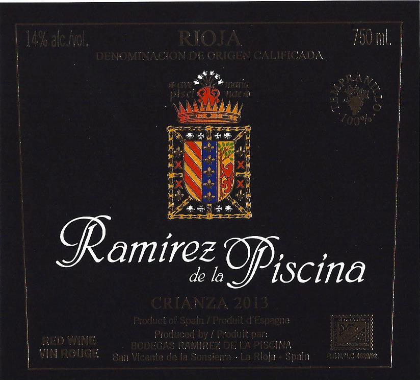 Crianza Ramírez De La Piscina