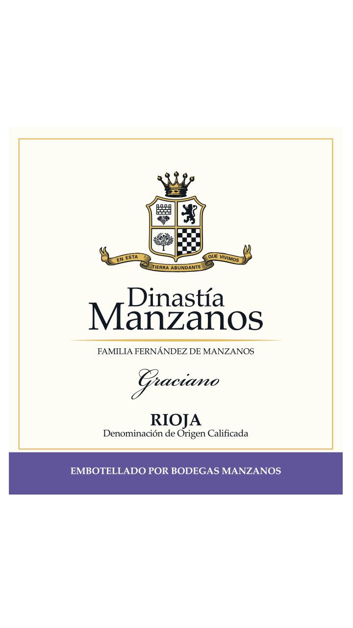 Dinastía Manzanos Graciano