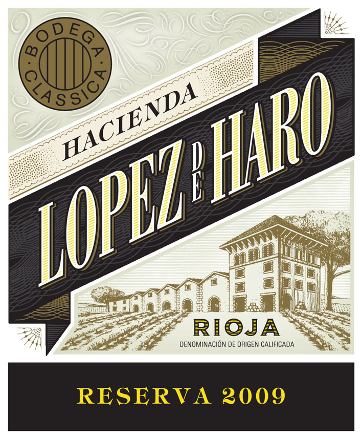 Hacienda López De Haro Reserva