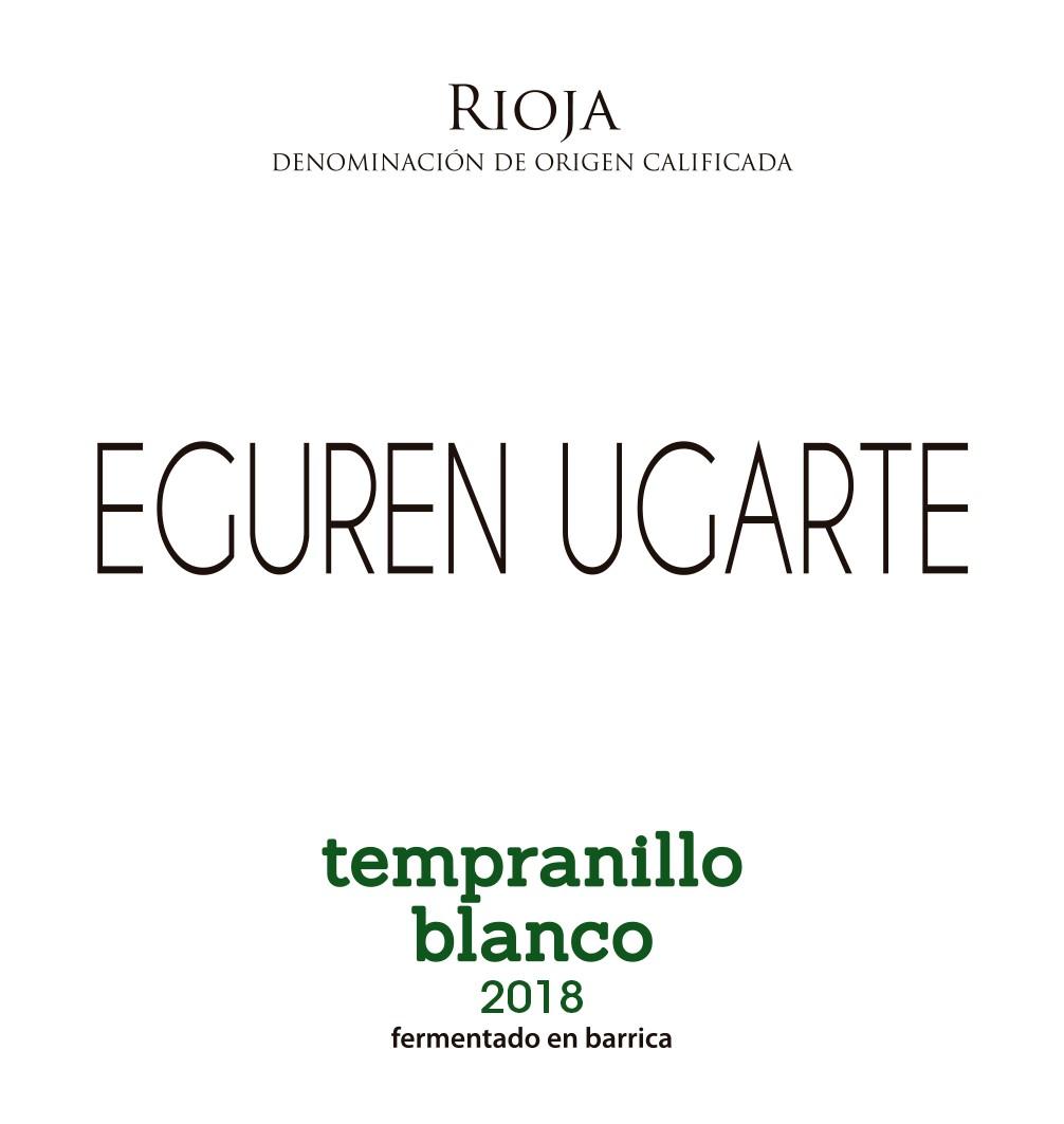 Eguren Ugarte Tempranillo Blanco
