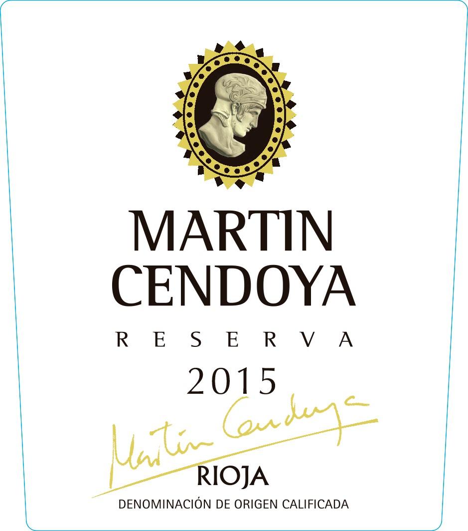 Martin Cendoya Reserva