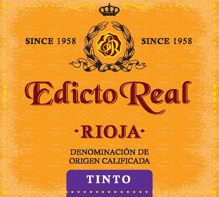 Edicto Real