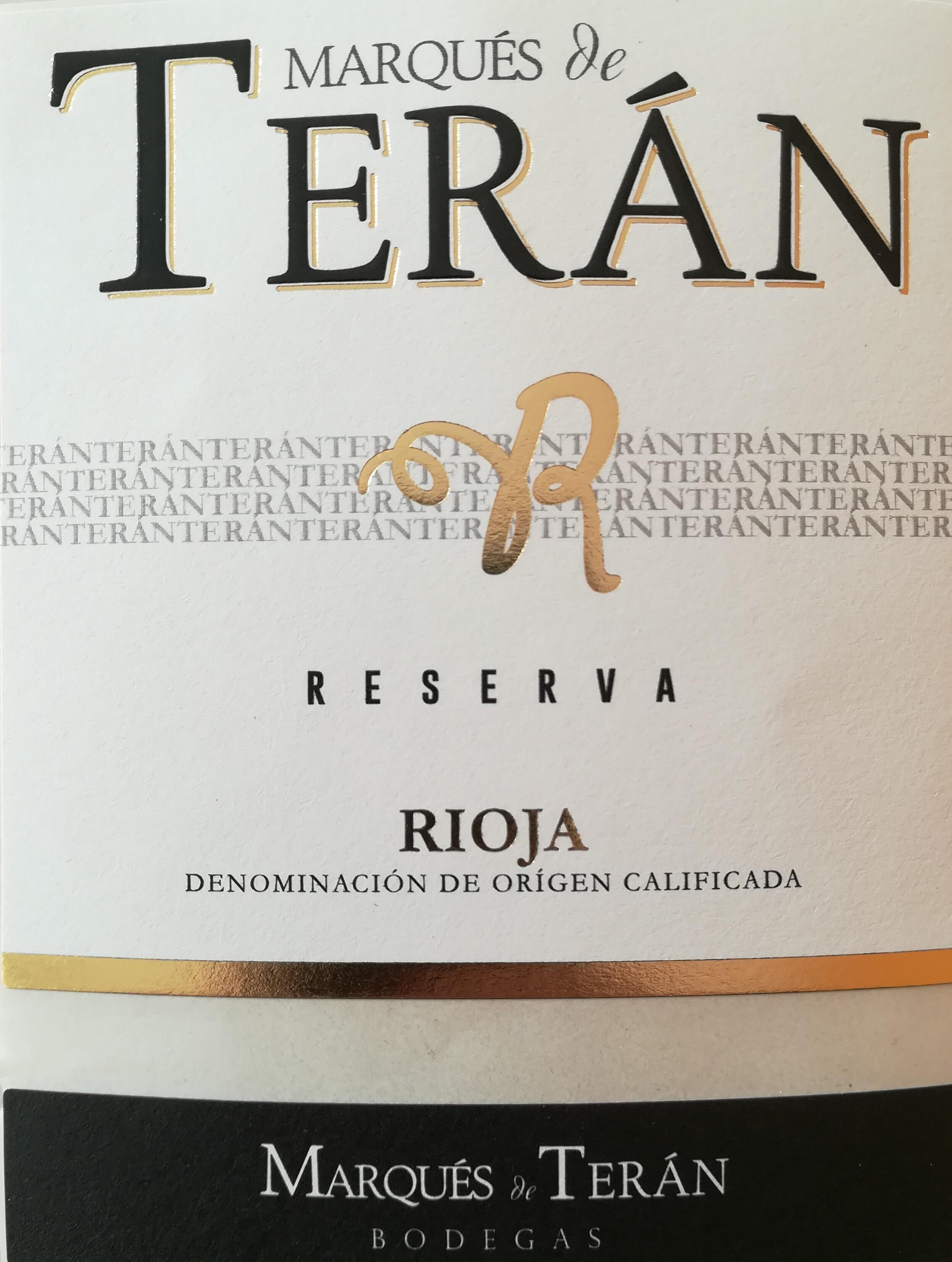 Marqués De Terán Reserva