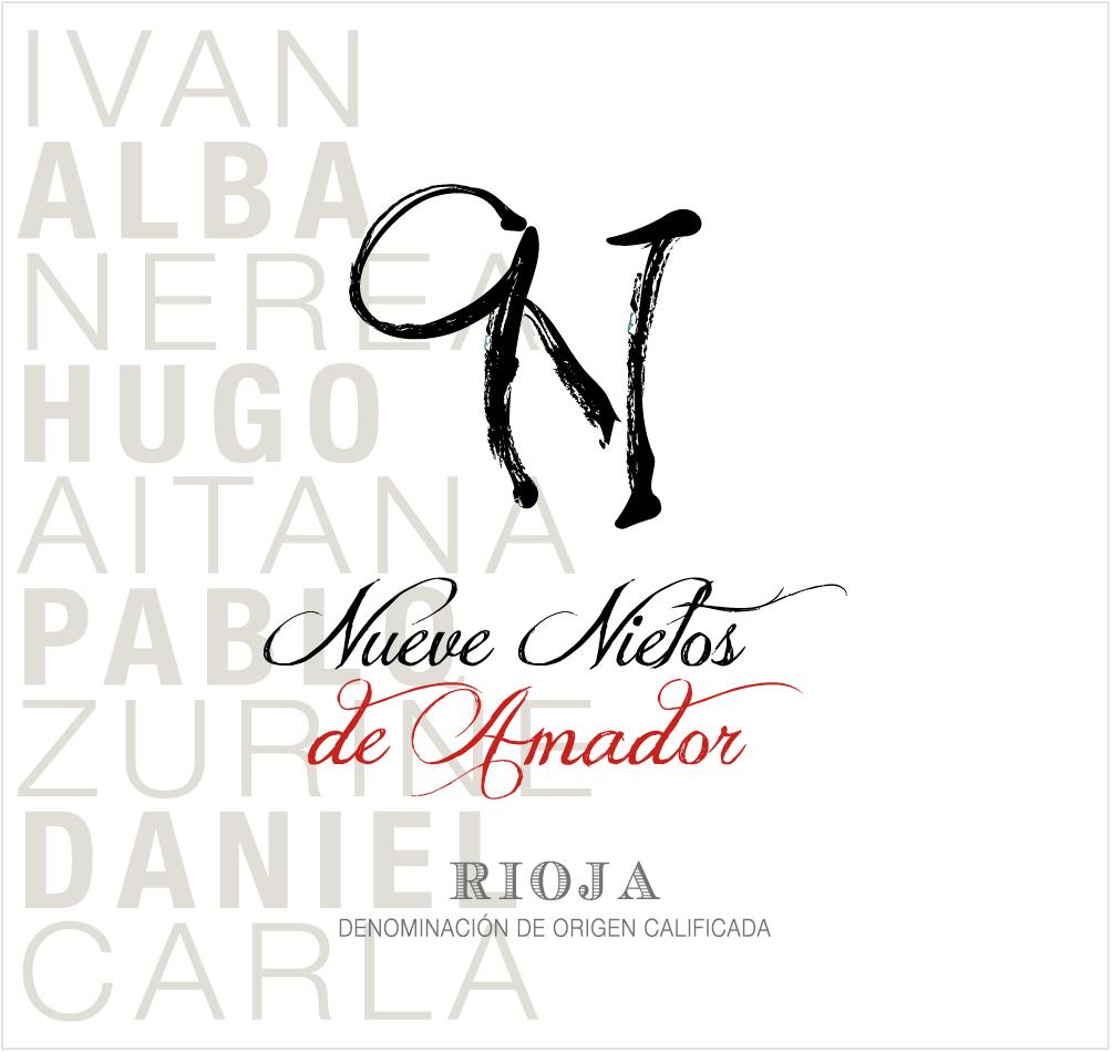 9 Nietos De Amador Garcia