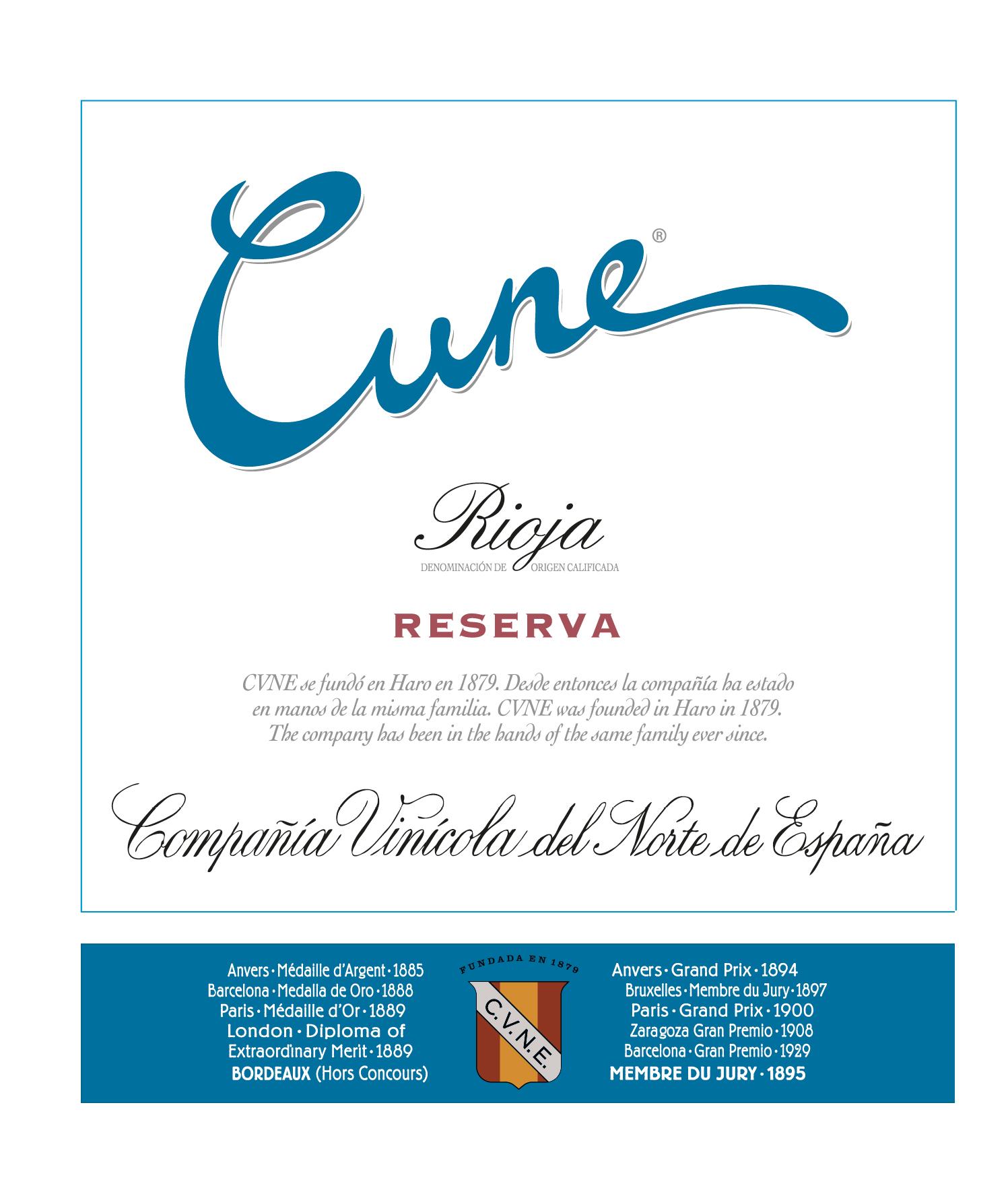 Cune Blanco Reserva