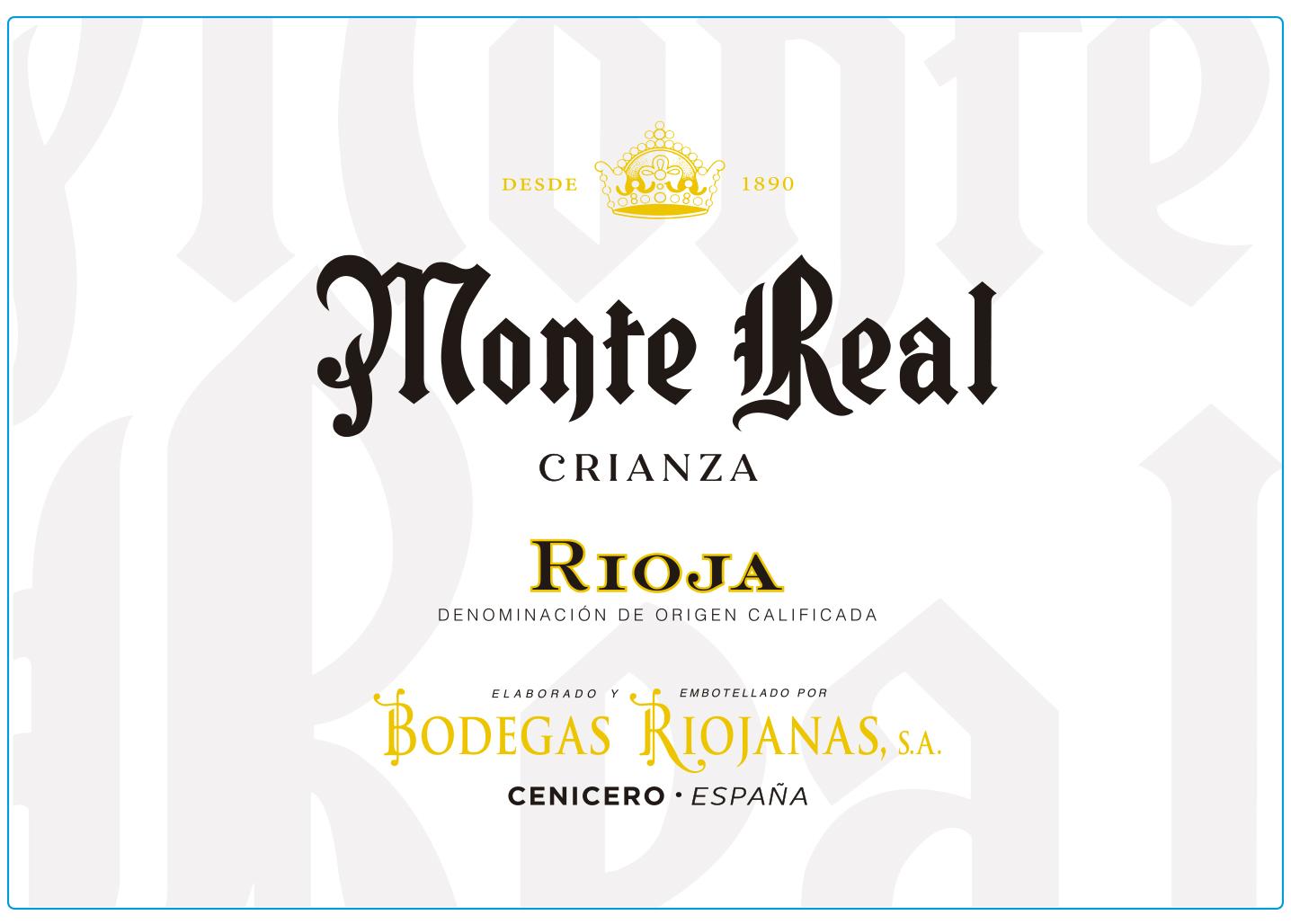 Monte Real Crianza