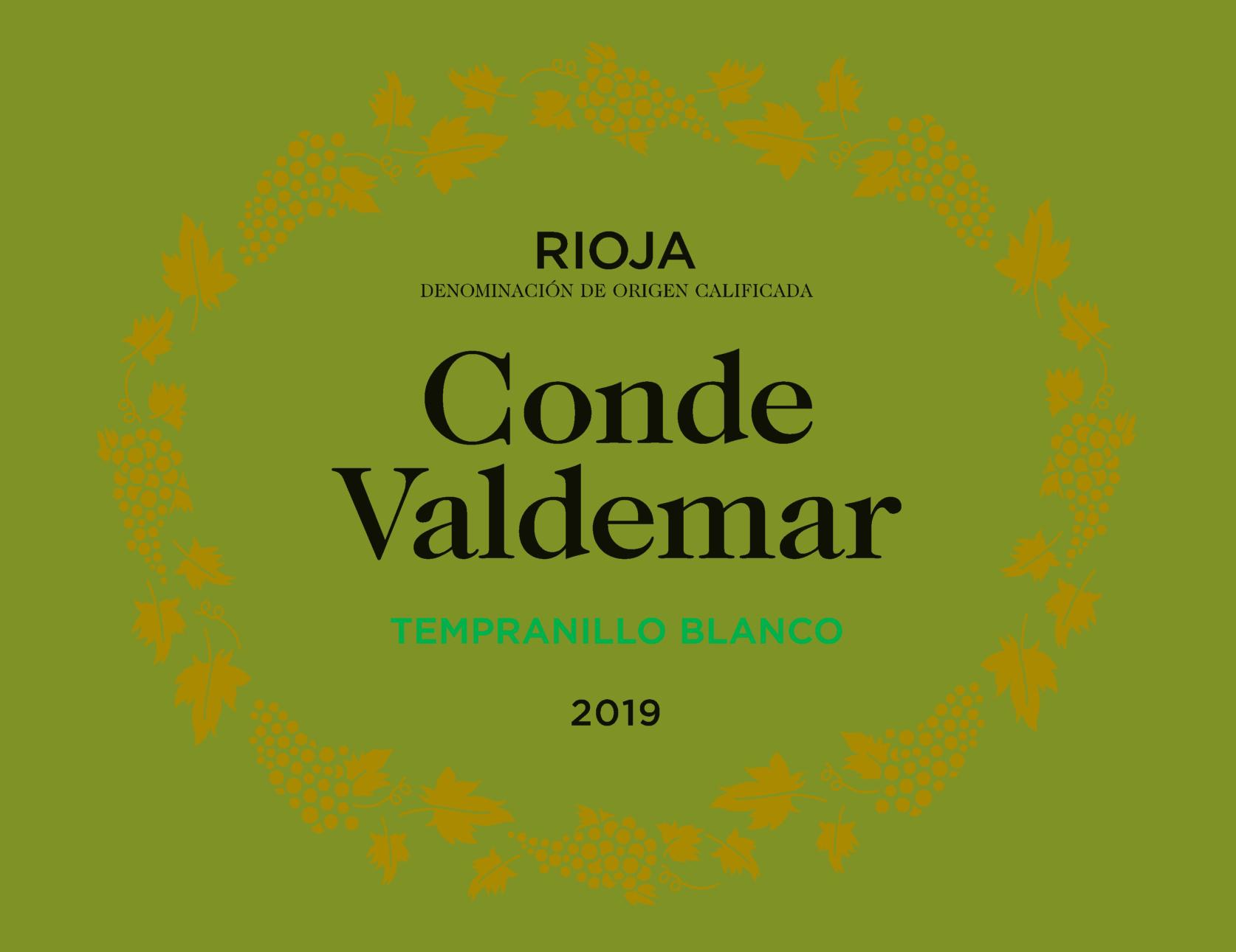 Conde Valdemar Tempranillo Blanco