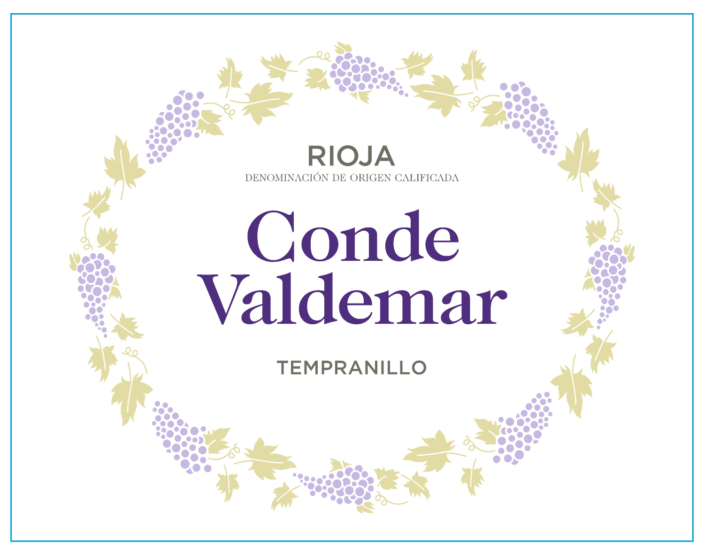 Conde Valdemar Tempranillo