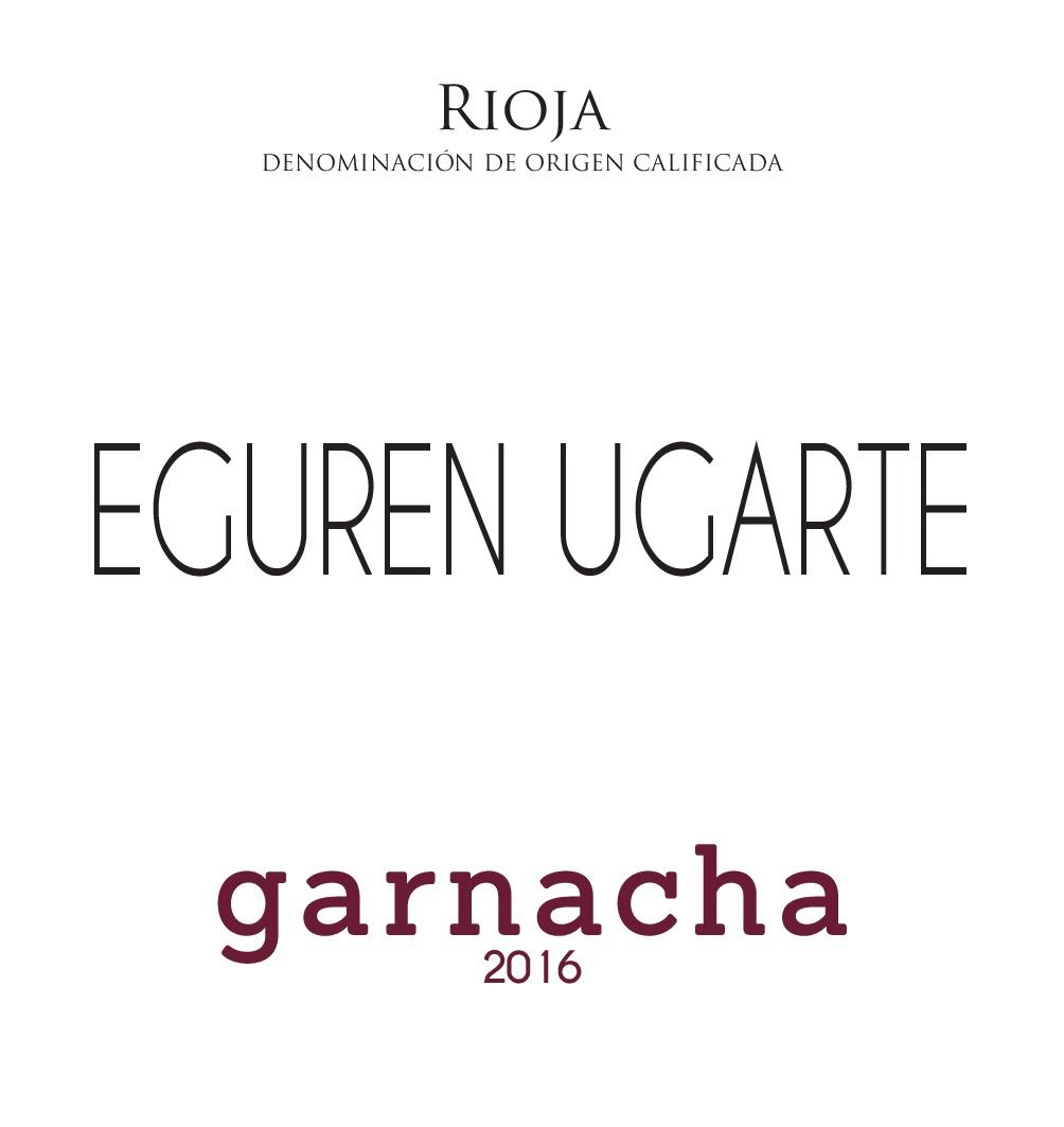 Eguren Ugarte Garnacha