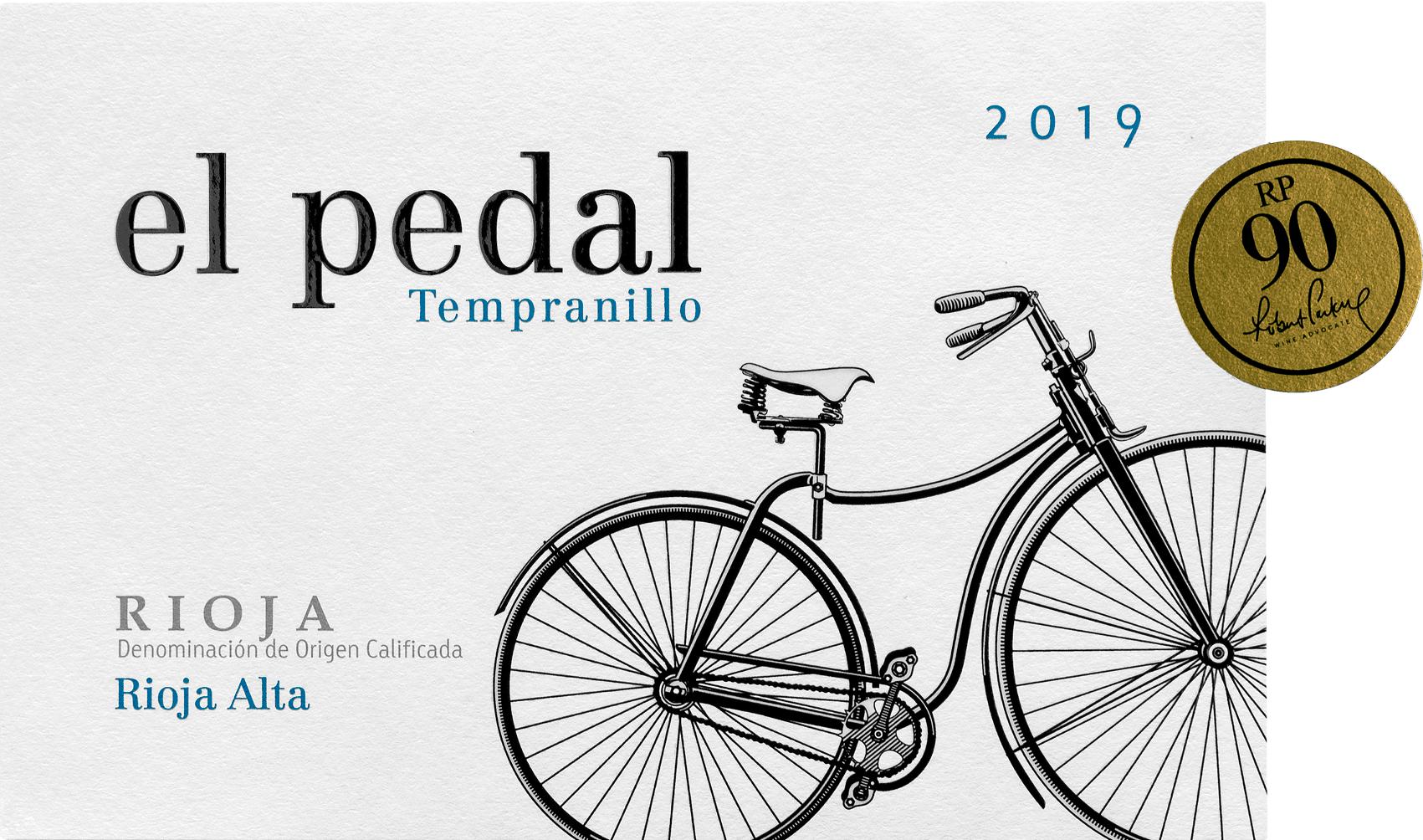 El Pedal Tempranillo