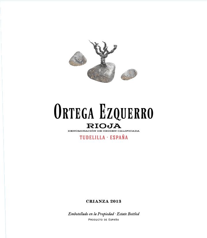 Ortega Ezquerro Crianza