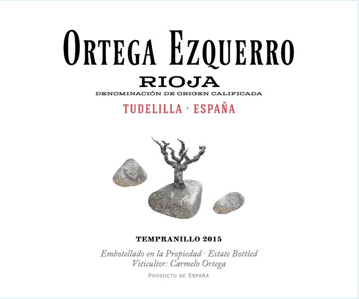 Ortega Ezquerro Tinto (maceración Carbónica)