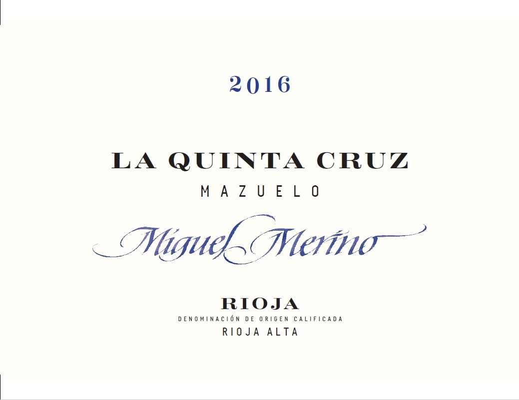 Mazuelo De La Quinta Cruz