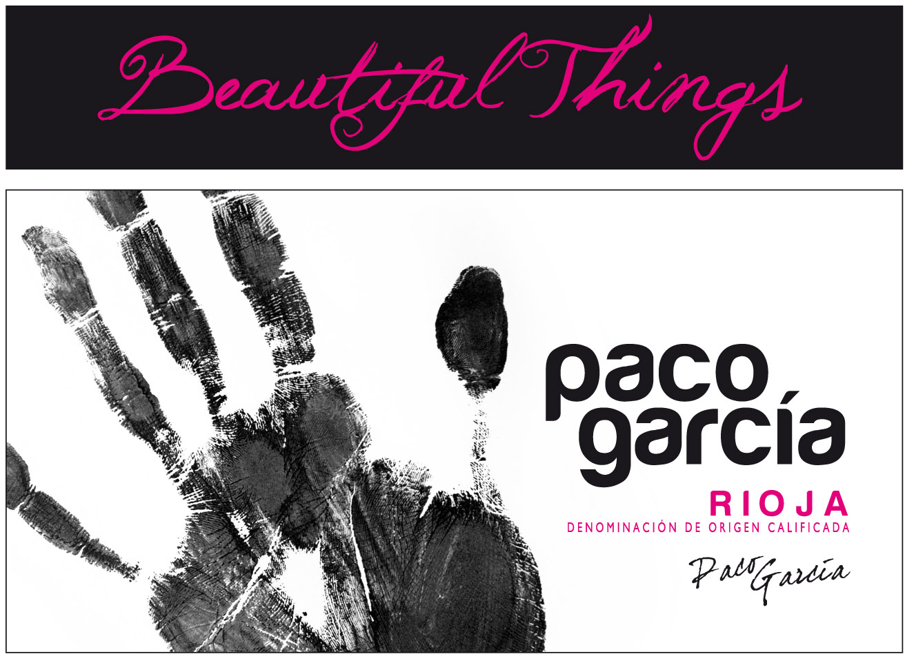 Paco García Beautiful Things