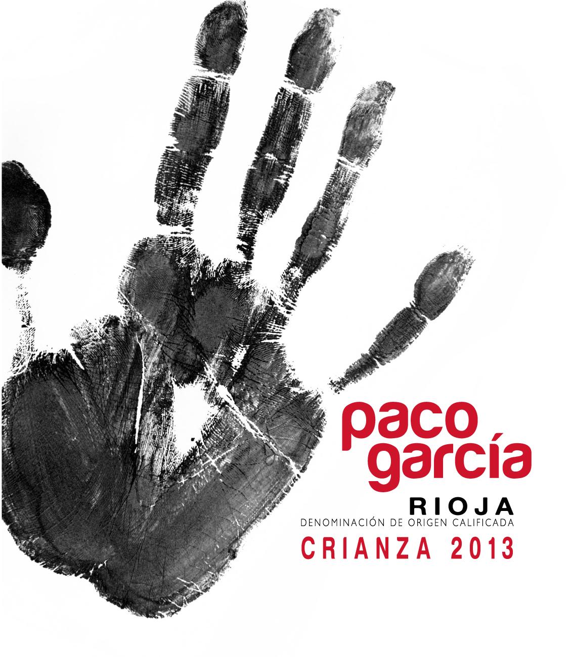 Paco García Crianza