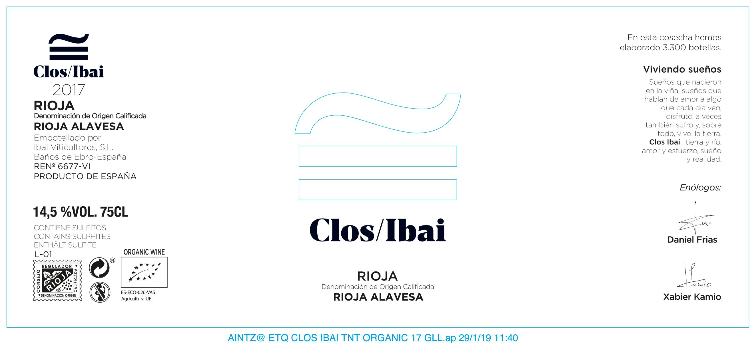 Clos Ibai Tinto