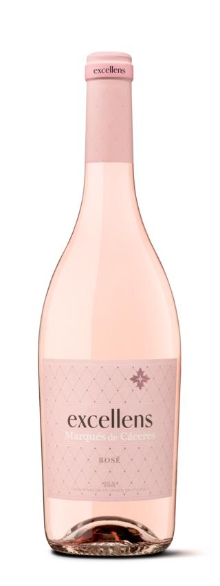 Excellens Rosé Marqués De Cáceres