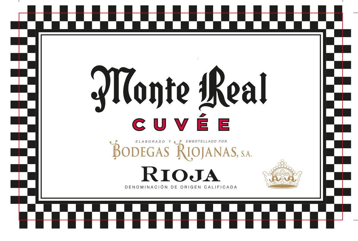 Monte Real Crianza Cuvée
