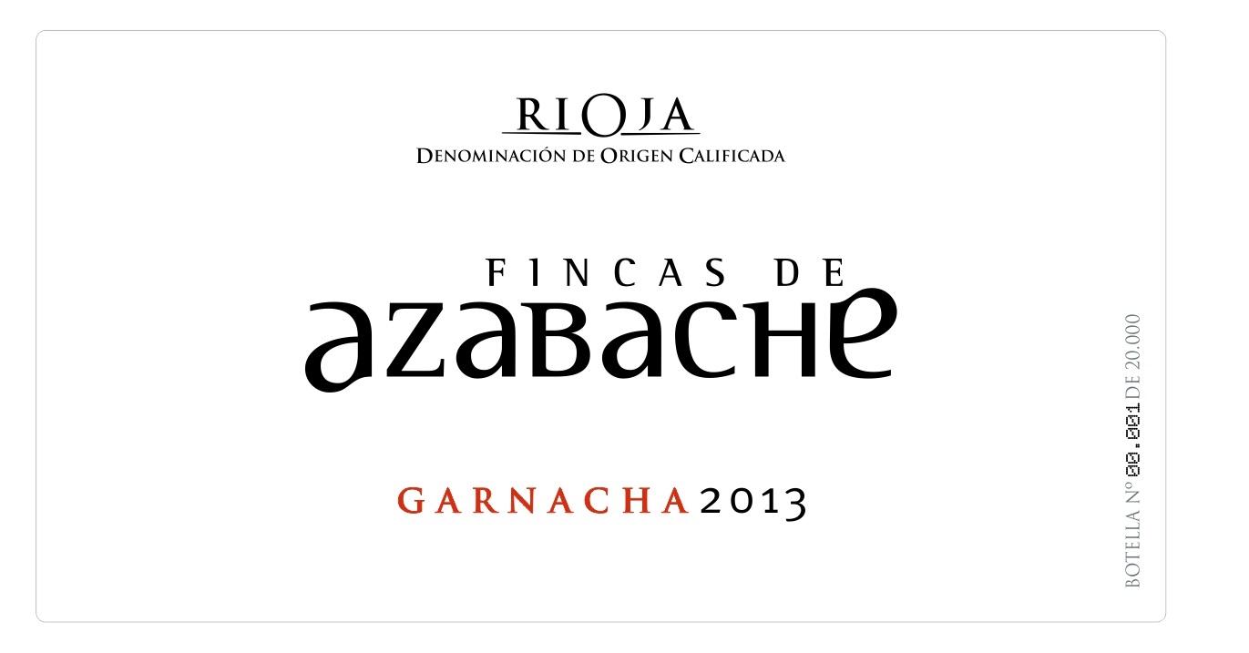 Fincas De Azabache Garnacha