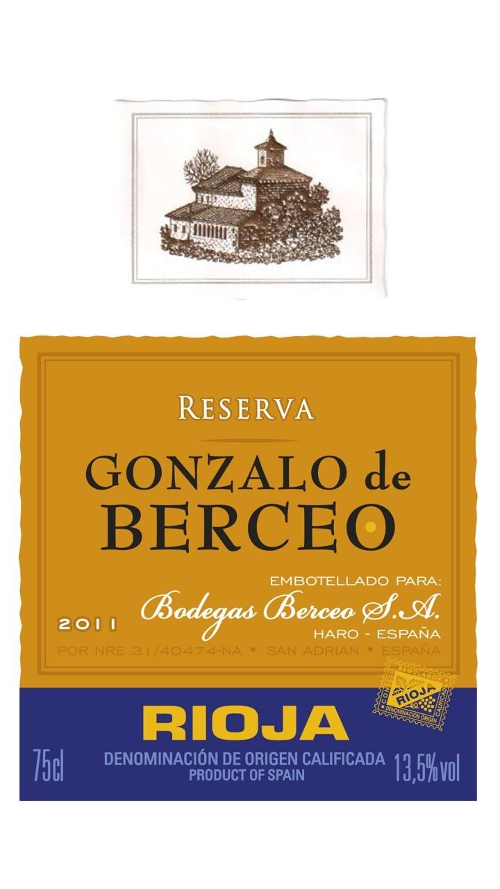 Gonzalo De Berceo Reserva