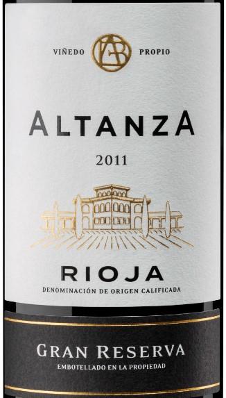 Altanza Gran Reserva