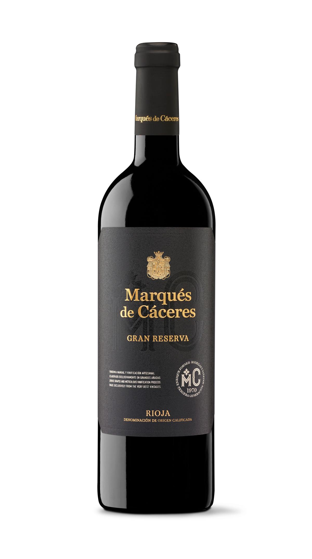 Gran Reserva  Marqués De Cáceres