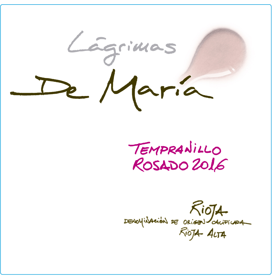 Lágrimas De María Rosado