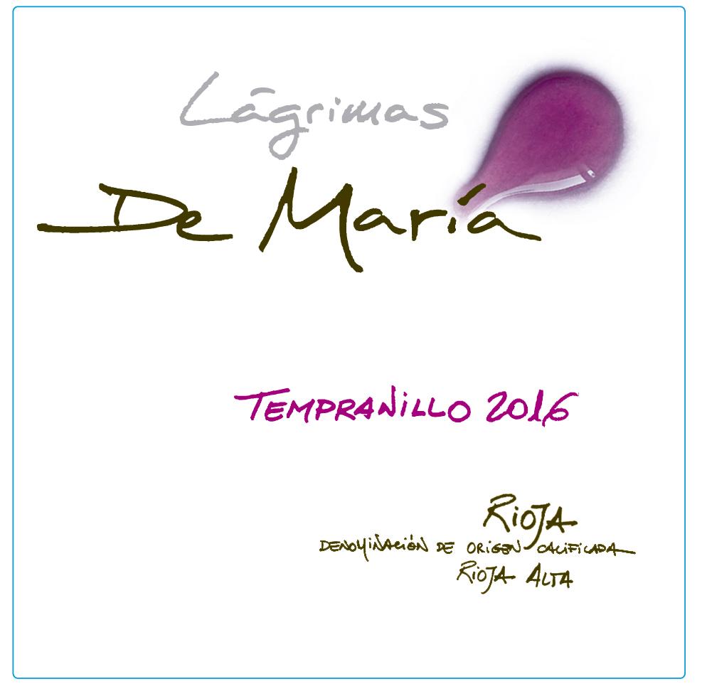 Lágrimas De María Tempranillo