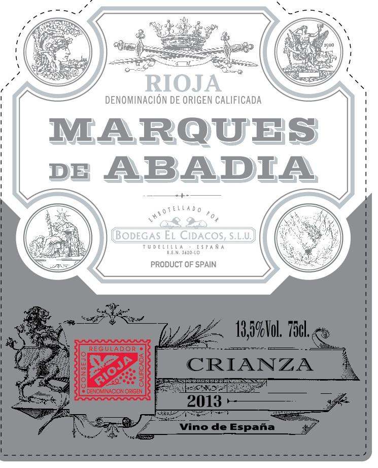 Marques De Abadía