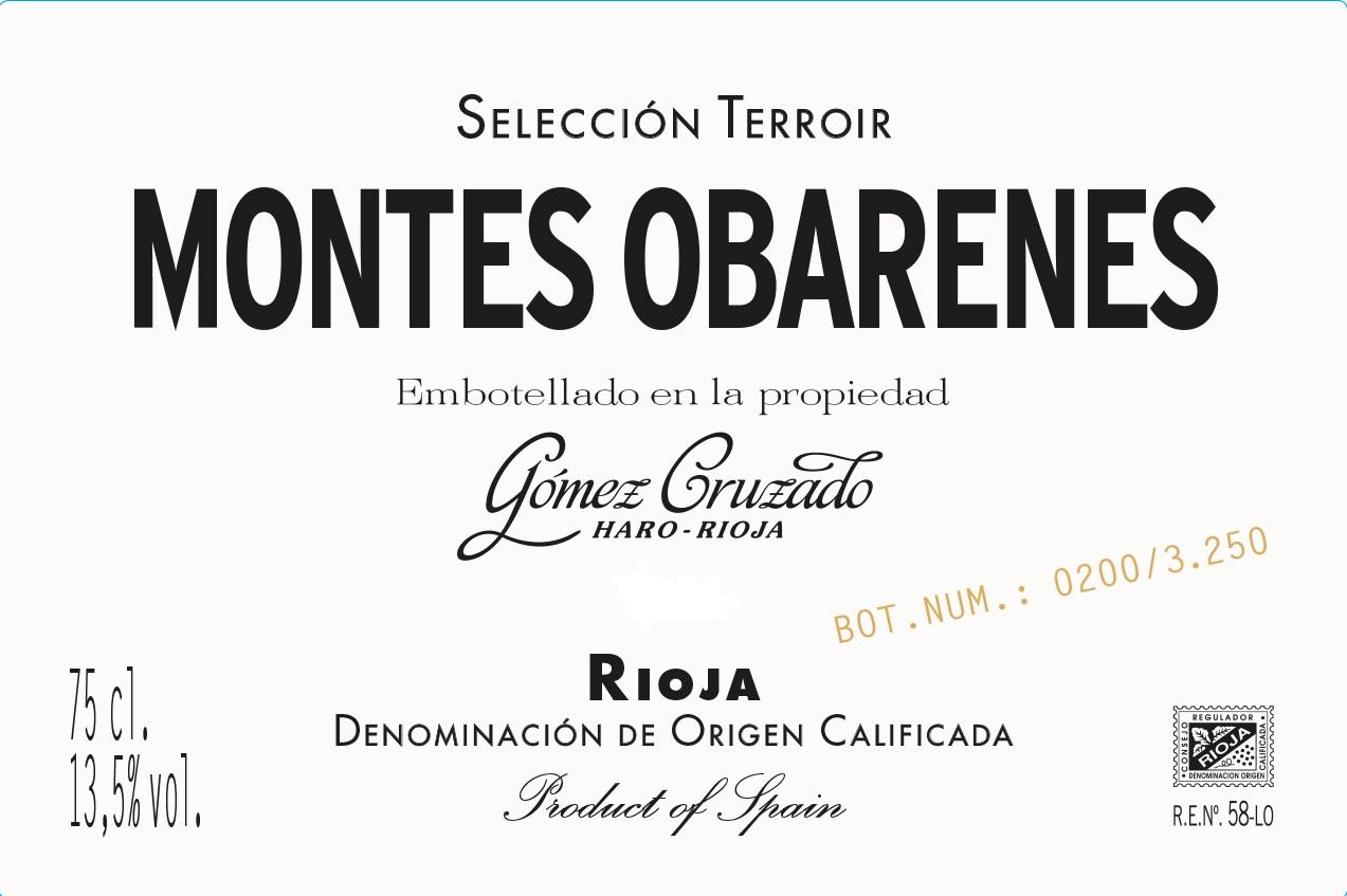 Montes Obarenes 2013