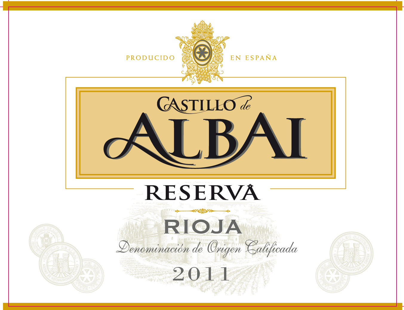 Castillo De Albai Reserva