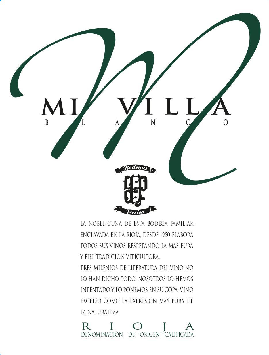 Mi Villa Blanco