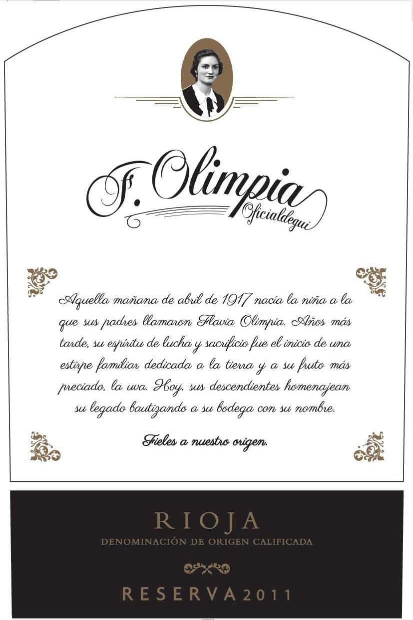 Olimpia Reserva *(próximo Lanzamiento)