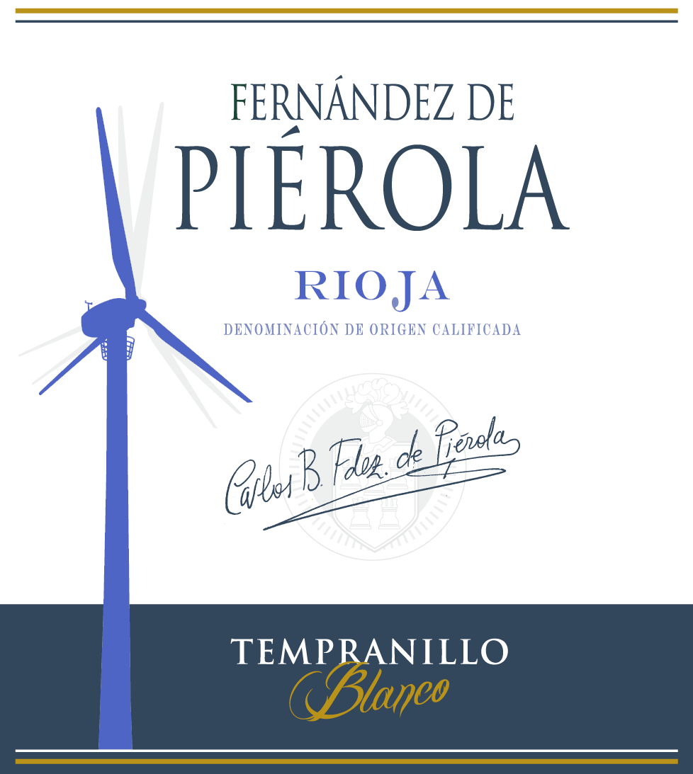 Fernández De Piérola Tempranillo Blanco