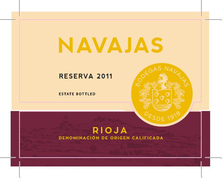 Navajas Reserva