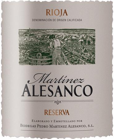 Martínez Alesanco Reserva